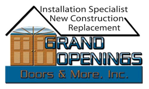 Grand Openings Doors & More - Alexandria, LA